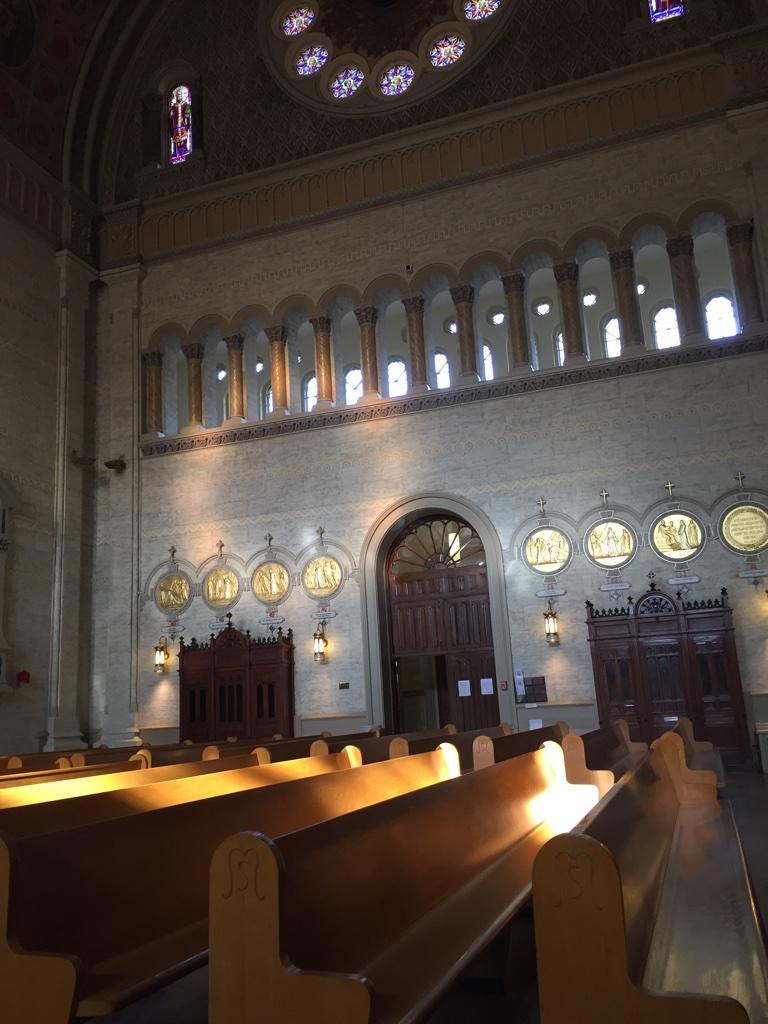 Église Notre-Dame-de-la-défense - Petite-Italie - Montréal