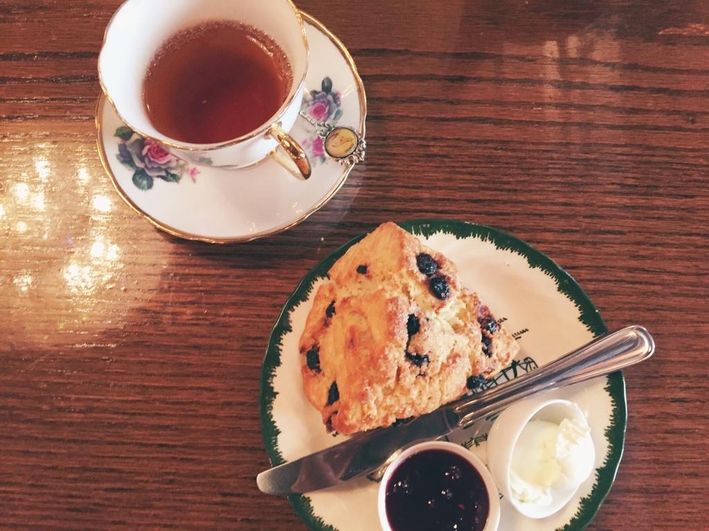 Salon de thé Cardinal - Montréal