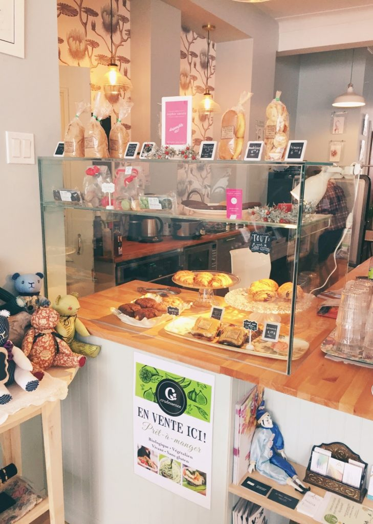 Boutique Archibald & Alistair - Café sans gluten