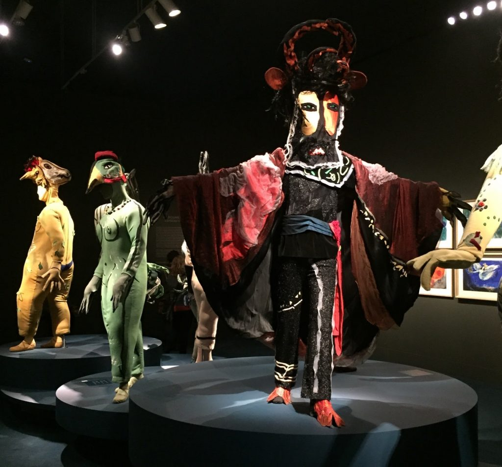 Costumes - Chagall