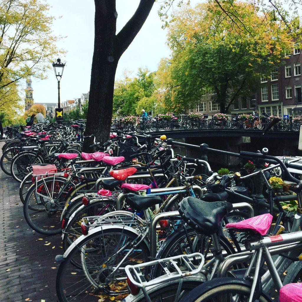 Vélos - Amsterdam