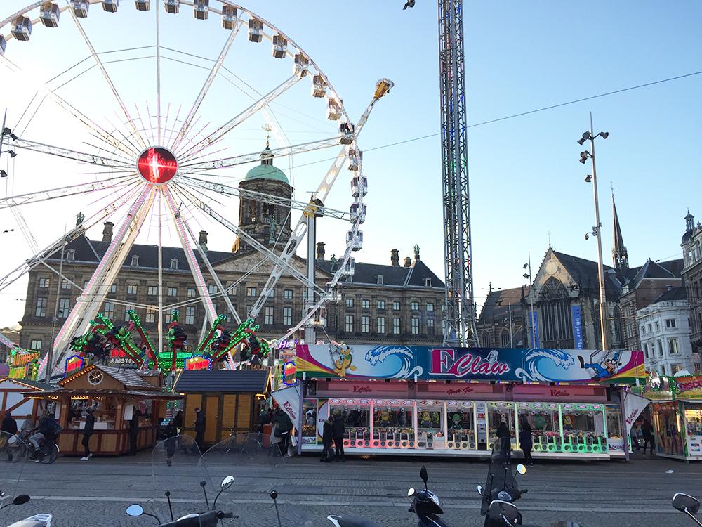 Place du Dam - Amsterdam