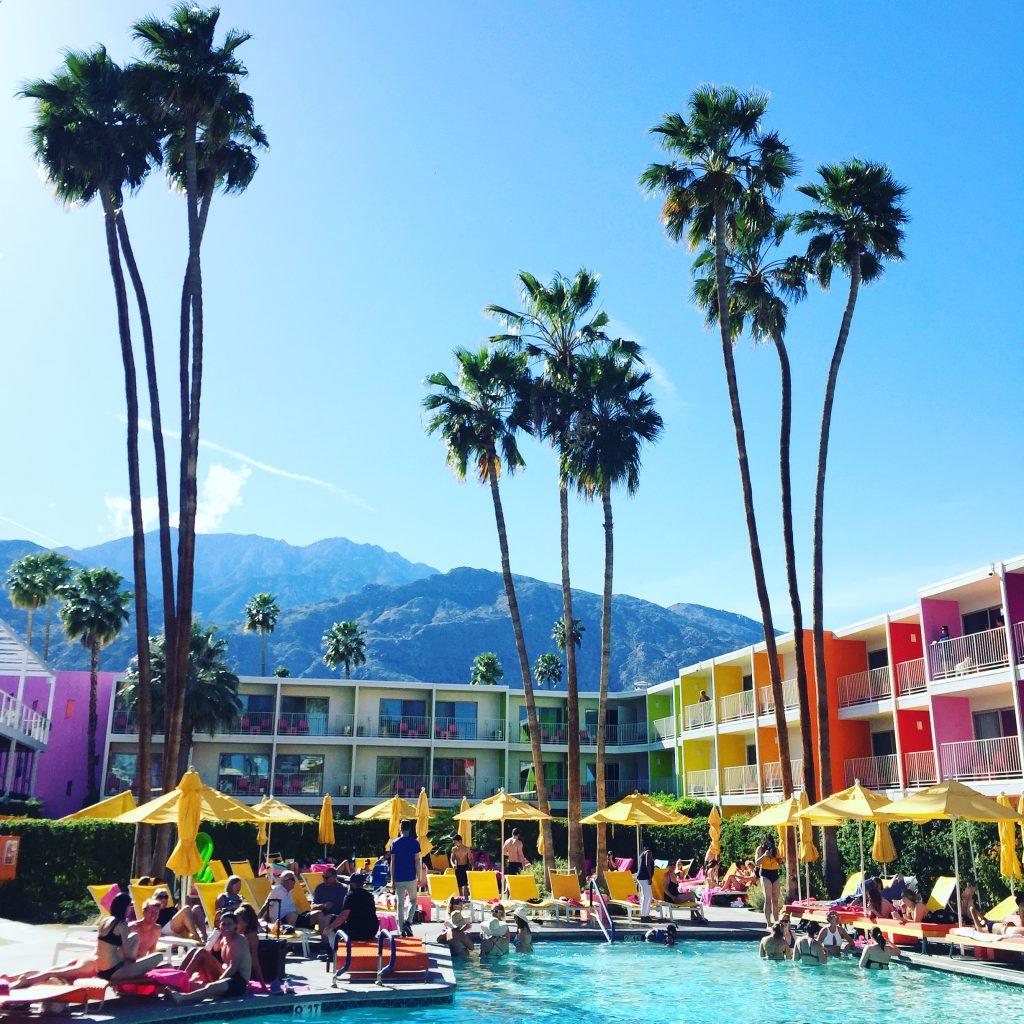 Saguaro Hotel - Palm Srings