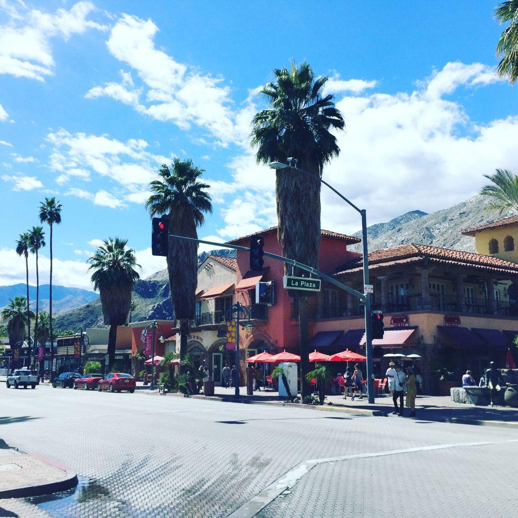 Palm Canyon Drive - Palm Springs